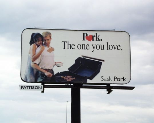 Pork the one you love